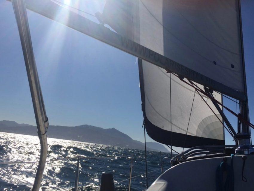 Velocidad máxima de una embarcación