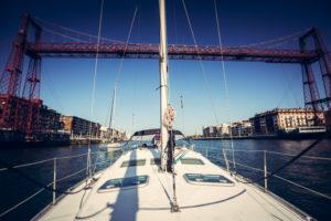 Navegación en el Puerto de Bilbao