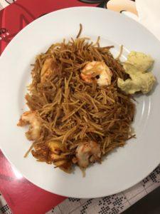 Gastronomía marinera: Fideuá